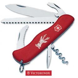 v-08873 victorinox Hunter red